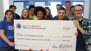 eStem Schools Receive Reward for ACT Aspire Growth!