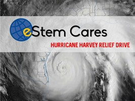 eStem Hurricane Harvey Donation Drive