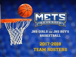 Junior High Boys and Girls Basketball Official Rosters