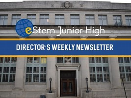 Junior High Director's Weekly Newsletter (Week 8)
