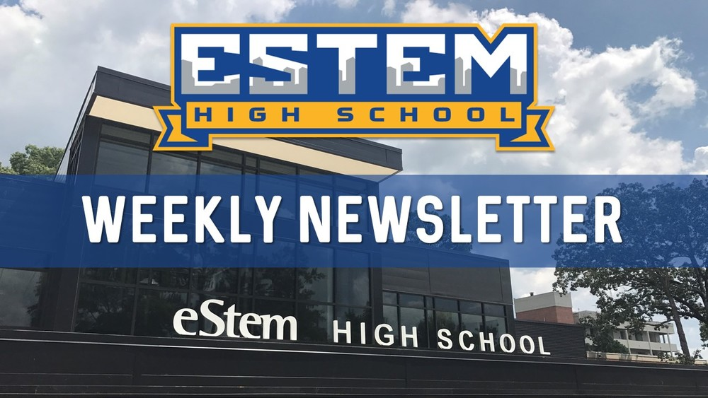 High School Weekly Newsletter (4/20/18 )