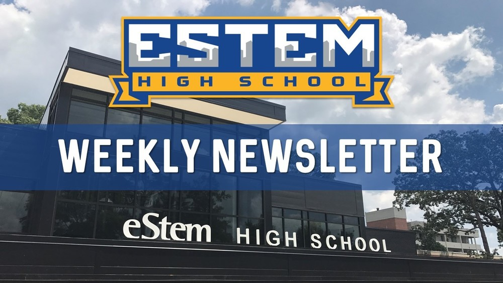 eHS Weekly Newsletter 8.30.18