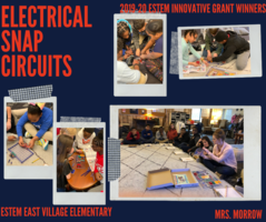 Innovative Grant Winners - Electrical Snap Circuits