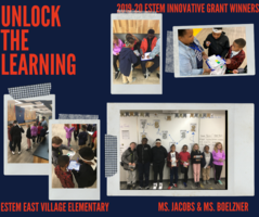 Innovative Grant Winners - Unlock the Learning