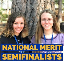 eHS 2019 National Merit Semifinalists