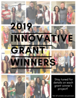 2019 Innovative Grant Winners