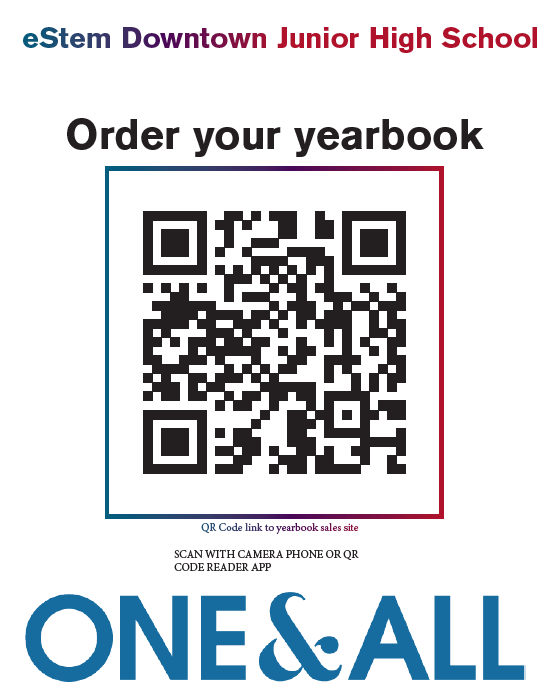 Yearbook QR Code