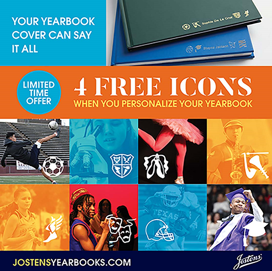 Yearbook offer
