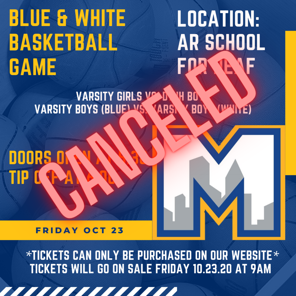 blue white canceled