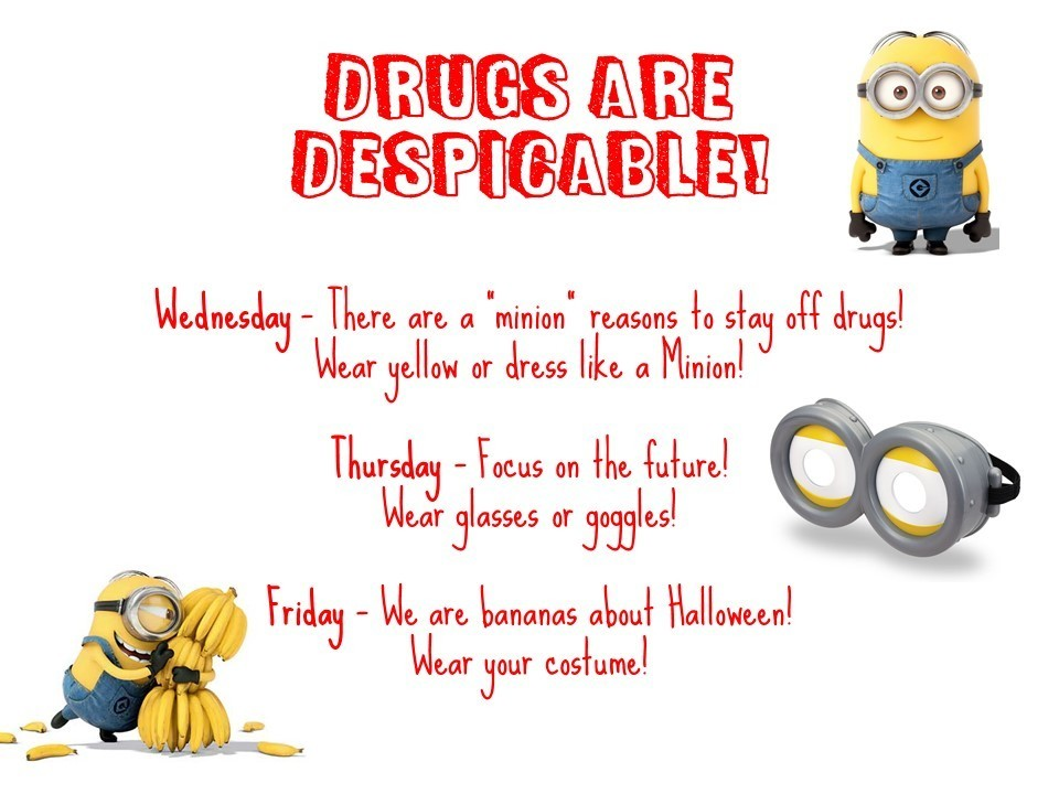 Red Ribbon week continues