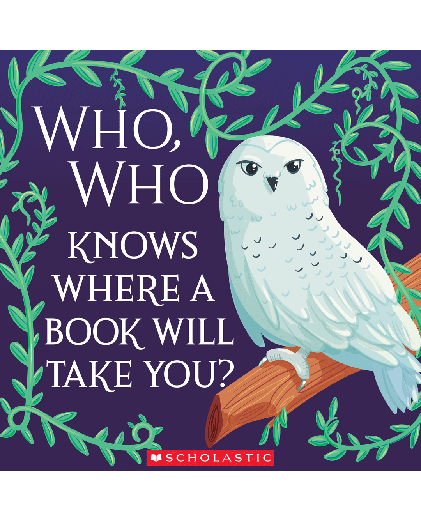 Book fair owl