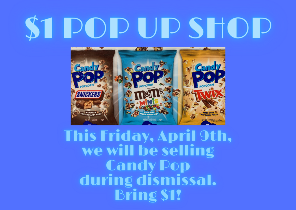 Pop up shop
