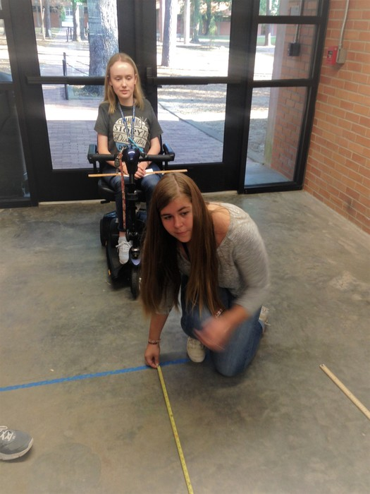 AP Physics Kinematics Lab