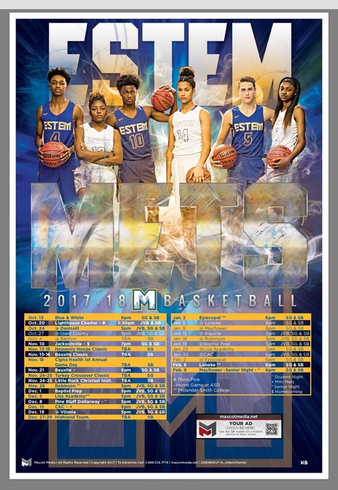 Fall sports posters are in!