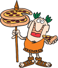 Little Caesars Guy