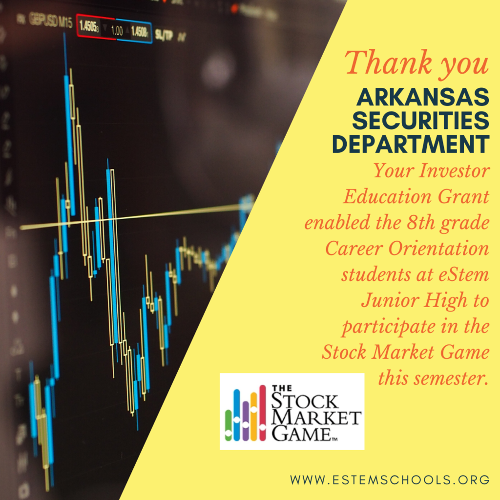 Arkansas Securities Grant