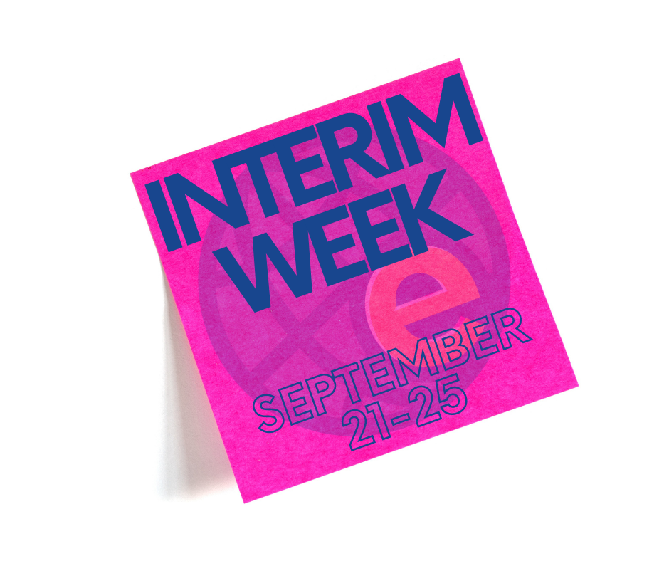 Interim Week